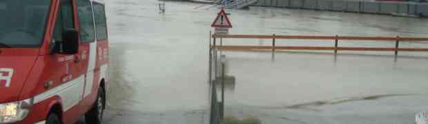 Hochwassereinsatz in Wallsee II