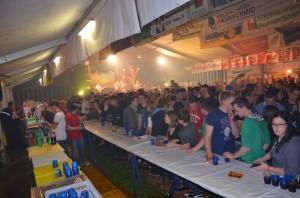 Zeltfest Boxhofen 2014