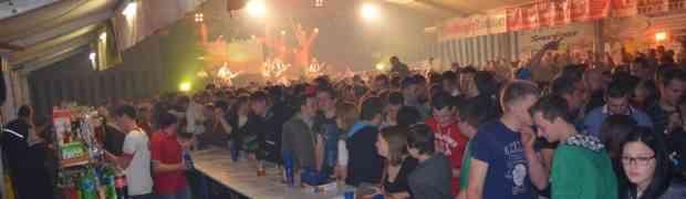 Zeltfest 2014 - Danke