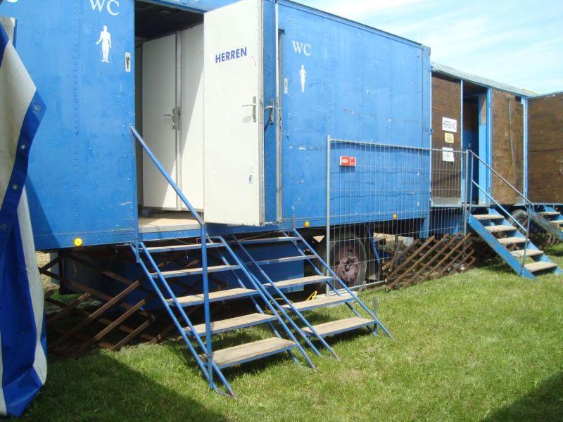 WC-Wagen
