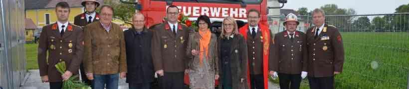 Abschnittsfeuerwehrtag & Fahrzeugsegnung