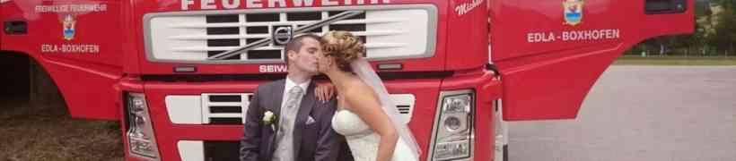 Wir gratulieren zur Hochzeit!