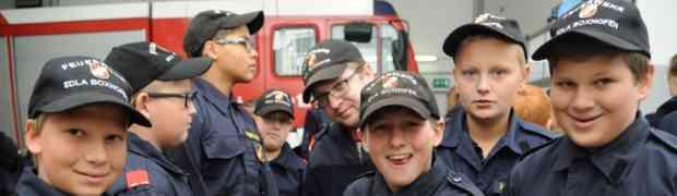 Bezirks-Feuerwehrjugend auf künftige Hochwassereinsätze vorbereitet