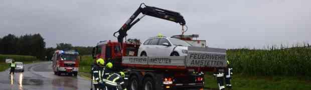 Fahrzeugbergung auf L6139