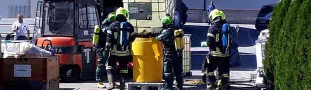 Schadstoffeinsatz in Pöggstall