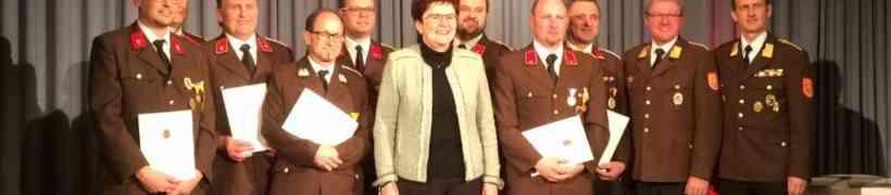 Abschnittsfeuerwehrtag 2018