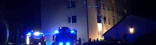 Wohnungsbrand in Amstetten